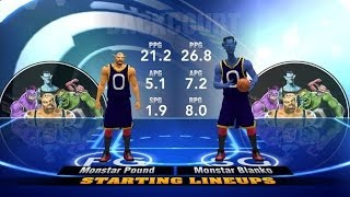 Download NBA 2K15 Gameplay Space Jam pro Looney Tunes HD Video