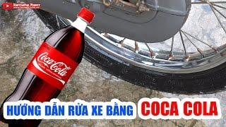 Download Hướng dẫn rửa xe máy bằng Coca Cola siêu sạch ▶ Video