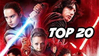 Download Star Wars The Last Jedi Easter Eggs - Secret Cameos and References Video