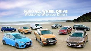 Download Ford All-Wheel Drive: From Mountain to Beach Video