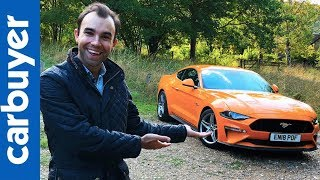 Download Ford Mustang coupe 2019 in-depth review - Carbuyer Video