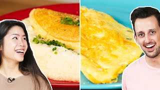 Download Trendy Vs. Traditional: Omelets • Tasty Video