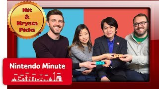 Download 5 Things You May Not Know About Nintendo Switch – Nintendo Minute Video Video