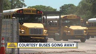 Download Hundreds of Hillsborough County students losing complimentary busing to schools starting this fall Video
