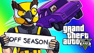 Download GTA5 Online Funny Moments - Insurgents VS RPG! (#OffSeason) Video