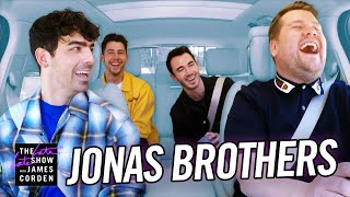 Download Jonas Brothers Carpool Karaoke Video