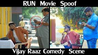 Download Run Movie Spoof   Vijay Raaz Comedy   Telephone booth Scene   OYE TV Video