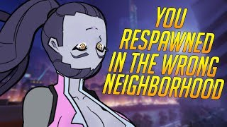 Download Overwatch Funny & Epic Moments - YOU RESPAWNED IN THE WRONG NEIGHBORHOOD - Highlights Montage 184 Video