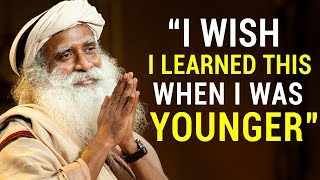Download Sadhgurus Life Changing Advice For Young People (MUST WATCH) Video