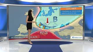 Download Tendenza meteo Italia lunedì - mercoledì Video