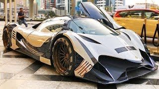 Download THE DEVEL SIXTEEN - V16 5000hp $2,000,000 Prototype! Video