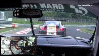 Download Porsche 997 GT3 Cup Sean Edwards Onboard VLN 5.Lauf 2011 Nürburgring Nordschleife Video