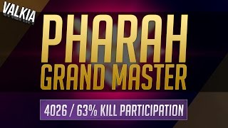 Download Pharah Grand Master Unlocked! 4026 [ 40K/63% Kill Participation] || Valkia Video