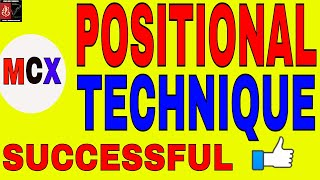Download POSITIONAL TRADING TECHNIQUE REALLY WORKS IN MCX COMMODITY,TECHNICAL ANALYSIS,MOVING AVERAGE,MACD. Video