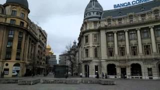 Download Walking around Bucharest, Romania 4k Video