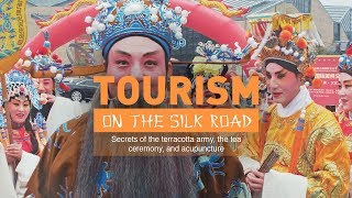 Download Tourism on the Silk Road. Secrets of the terracotta army, the tea ceremony, and acupuncture Video