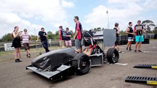 Download FSAE UOW test day on Awesome Drive track Video
