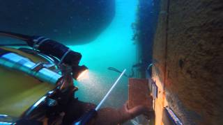Download underwater welding Video