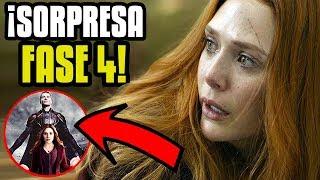 Download ¡YA ES OFICIAL! cómo entrarán LOS 4 Fantásticos y X MEN luego de Avengers 4? (FASE 4) Video