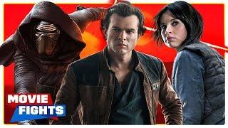 Download Should Disney Stop After Star Wars: Episode 9? MOVIE FIGHTS (GILBERT vs NAPZOK) Video