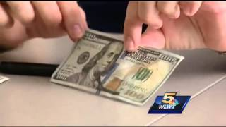 Download Oxford police warn of counterfeit $100 bills being found Video