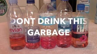 Download PROOF, BOTTLED WATER IS MAKING YOU SICK! Video