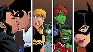 Download Who's Had Sex With Who In Young Justice? Video