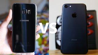 Download iPhone 7 Vs. Galaxy S7 Edge (4K) Video