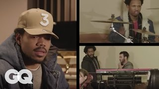 Download Inside the Studio with Chance the Rapper | GQ Video
