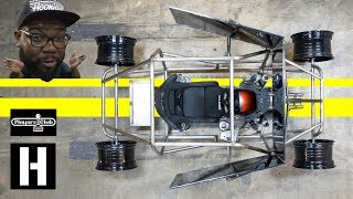 Download Did We Just Build the World's Best Driving Sim Rig??? Video
