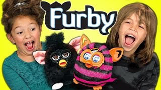 Download KIDS REACT TO FURBY Video