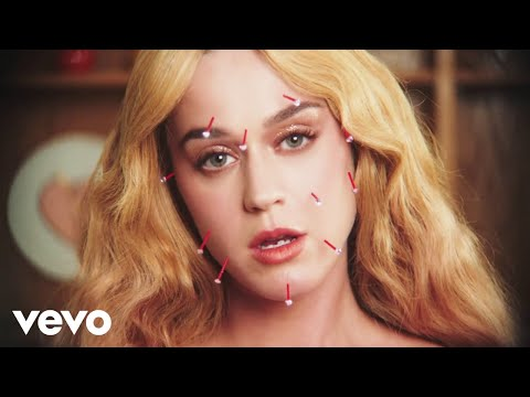 Katy Perry - Never Really Over (Official)