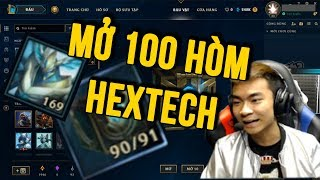 Download Mở 100 Hòm Hextech Và Show Acc Full Skin - Quang Cuốn Video