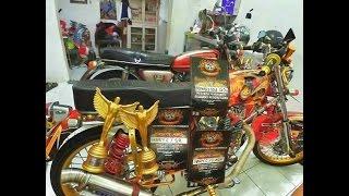 Download Indonesia!! sang legendaris juara 1 modifikasi honda CB Video