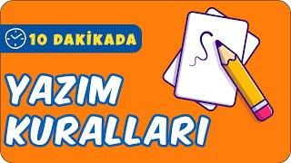 Download 10dk da YAZIM KURALLARI Video