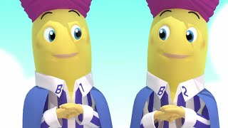 Download Make a Wish - Easter with the Bananas #11 - Full Episode Jumble - Bananas In Pyjamas Official Video