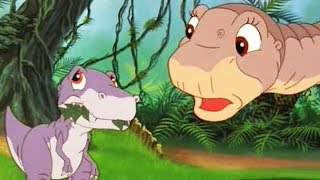 Download The Land Before Time Full Episodes | Through the Eyes of Spiketail 126 | HD | Cartoon for Kids Video