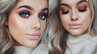 Download GRWM: My Go to Fall Make up! | Rachel Leary Video
