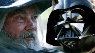 Download DARTH VADER vs GANDALF - Super Power Beat Down (Episode 2) Video