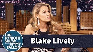 Download Blake Lively's Daughter Says Sit in a Funny Way Video