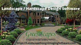 Download Landscape Design Imaging Software ″GreenScapes″ EASY TO USE! Video