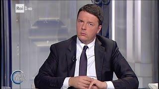 Download Matteo Renzi: sui migranti pronti a bloccare il bilancio Ue - Porta a Porta Video