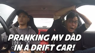 Download PRANKING MY DAD IN A DRIFT CAR | Shawn Lee Video