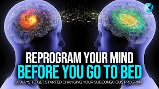 Download Reprogram Your Subconscious Mind Before You Sleep Every Night Video