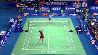 Download Longest rally in badminton history (Men´s singles) Video