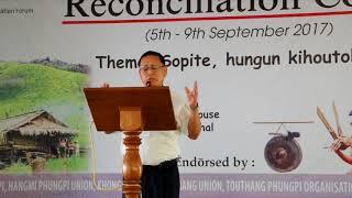 Download Concluding Remarks on Reconciliation Conclave by Pu J Lhungdim Video