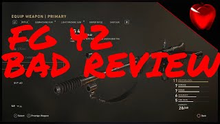 Download Bad Review: FG 42 - Call of Duty WW2 Bad Review on the FG42 | Behold, The Gun & The African Elephant Video