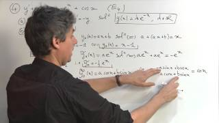 Download Exercice 1 (Equations différentielles) [06991] Video