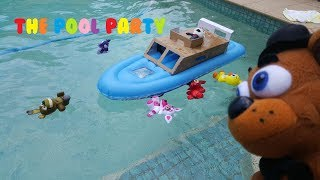 Download FNAF Plush Episode 22 The Pool Party Video
