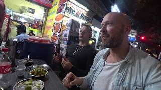 Download Eating Indian Street Food In Delhi Night Market Video